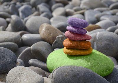 Kraft- und Balancetraining