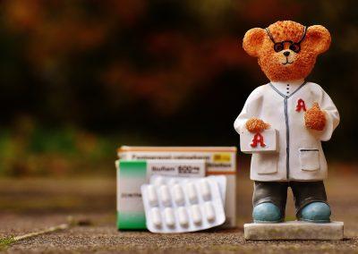 Ärzte, Apotheken und mehr…